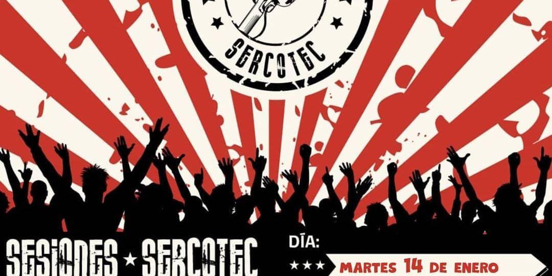 Sesiones SERCOTEC